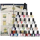 Ciaté Mini Mani Manor 2014-2015 Holiday Nail Polish Varnish Ciate Gift Set Advent Calendar
