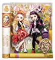 Ever After High School Spirit Apple White and Raven Queen Doll (2-Pack) by Ever After High