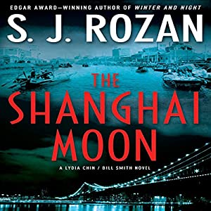 The Shanghai Moon Audiobook