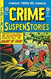 img - for CRIME SUSPENSTORIES Comic Book # 12 (1950'S Pre-Code EC reprint) book / textbook / text book