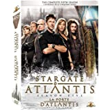 Stargate Atlantis: Season 5 (Bilingual, Widescreen)