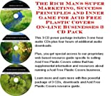 img - for The Rich Man's Super Marketing, Success Principles and Inner Game for Acid Free Plastic Covers On-line Businesses 3 CD Pack book / textbook / text book