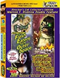 echange, troc Flesh Eaters From Outer Space & Invasion for Flesh [Import USA Zone 1]