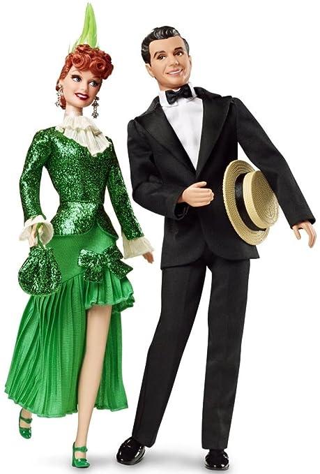 """Collector Barbie """"I Love Lucy"""" Lucy et Ricky Poupée Coffret cadeau"""