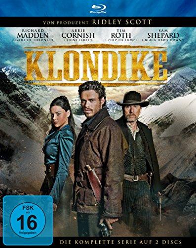 Klondike - Die komplette Serie [Blu-ray]