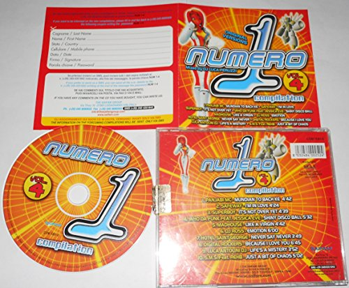numero-1-vol-4-mix-by-dj-luca-peruzzi