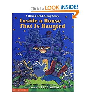 Inside a House That is Haunted (Rebus Read-Along Stories)