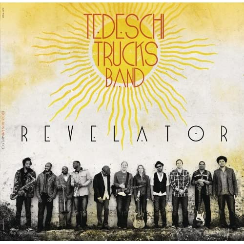 Tedeschi Trucks Band, Revelator
