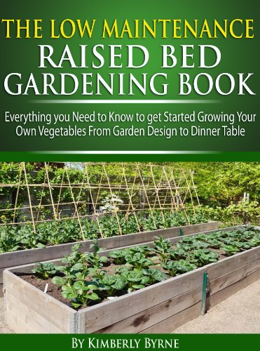 The Low Maintenance Raised Bed Gardening Book Everything