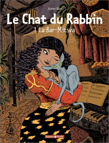 Le Chat du Rabbin (1) : La Bar-Mitsva