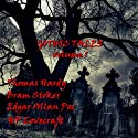 Gothic Tales of Terror: Volume 1  by Thomas Hardy, Bram Stoker, H. P. Lovecraft Narrated by David Healy, Bill Wallis, Richard Mitchley