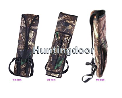 Back Quiver Hunting Hunting Arrow Quiver Back