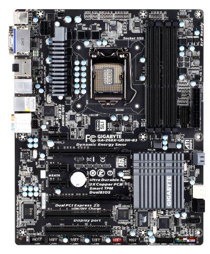 Gigabyte SKT-1155 Z68X-UD3H-B3 Motherboard (Rev 1.0)
