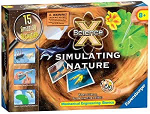 Ravensburger Science X Simulating Nature