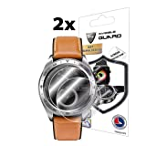 IPG for Huawei Honor Watch Magic Screen Protector (2X) Invisible Ultra HD Clear Film Anti Scratch Skin Guard - Smooth/Bubble -Free