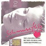 Various Original Lovesongs (Compilation CD, 15 Tracks)