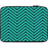 Snoogg Sketchy Wide PATTERN 12 To 12.6 Inch Laptop Netbook Notebook Slipcase Sleeve