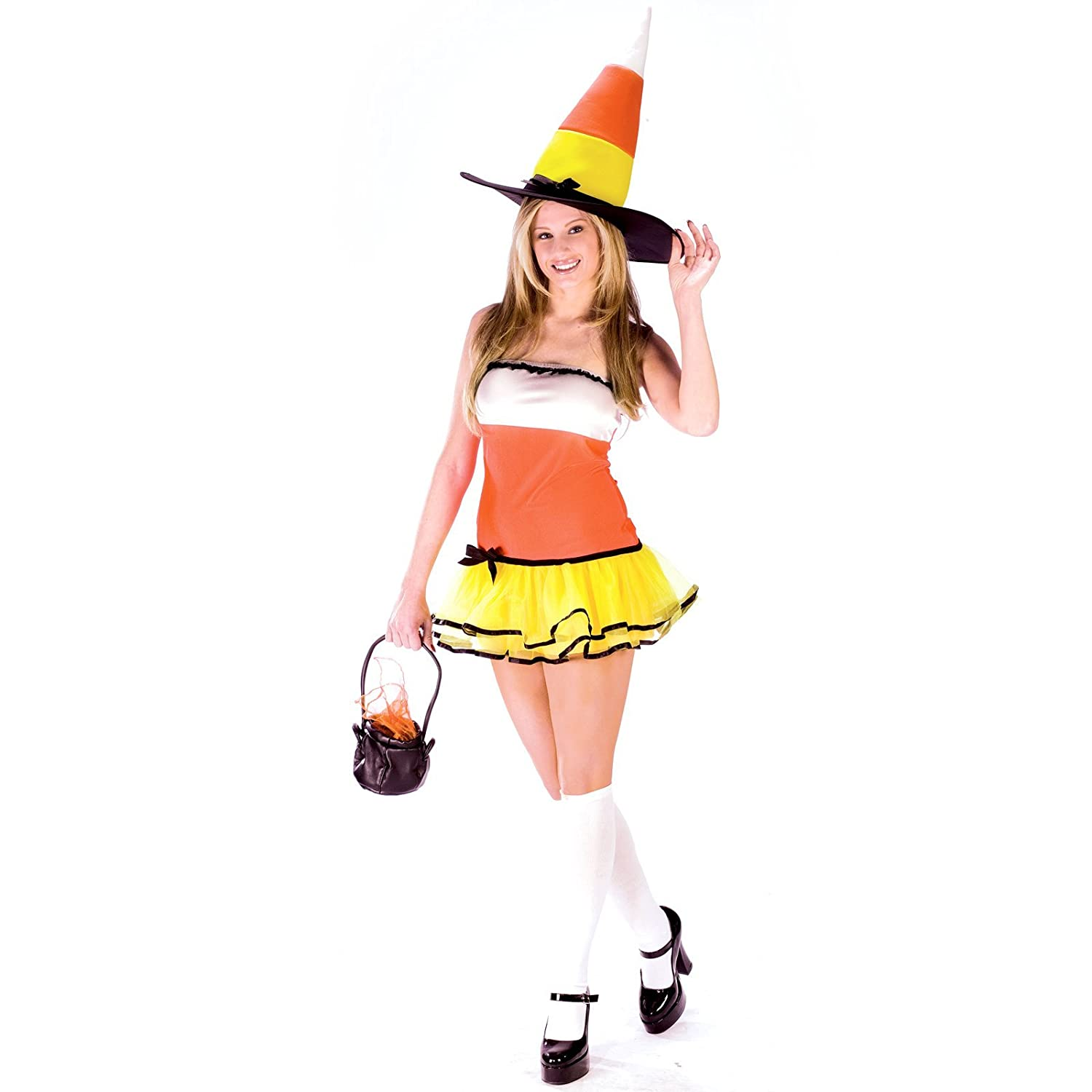 Candy Corn Jewelry Candy Corn Witch Costume
