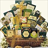 Holiday Gallant Affair: Gourmet Holiday Christmas Gift Basket
