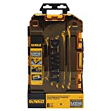 DEWALT Combination Ratcheting Wrench Set, 8-Piece Metric (DWMT74734)