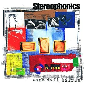 Cover image of song Too many sandwiches by Stereophonics