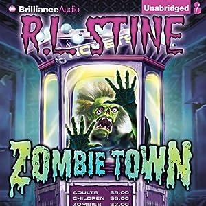 Zombie Town Audiobook