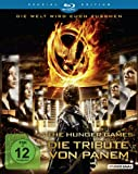 DVD - Die Tribute von Panem - The Hunger Games [Special Edition] [Blu-ray]