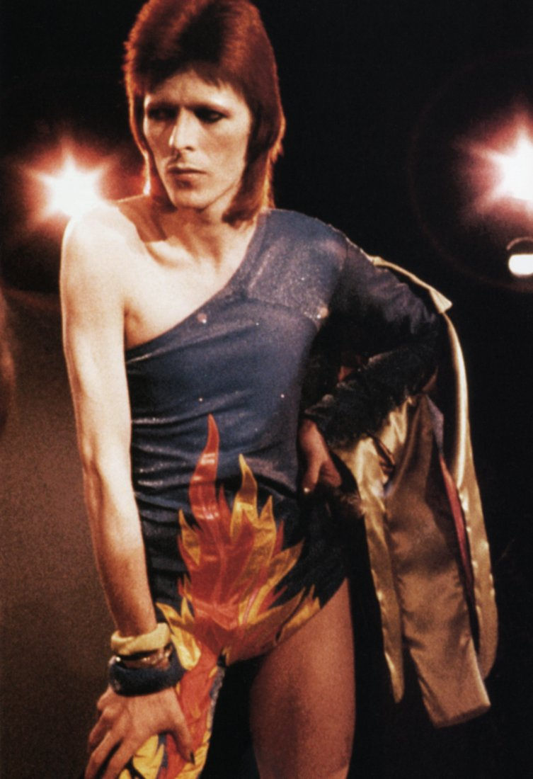 Poster David Bowie Ziggy Stardust David Bowie Poster Eclectic