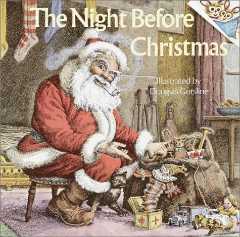 Night Before Christmas, CLEMENT CLARKE MOORE, DOUGLAS W. GORSLINE