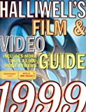 Halliwell's Film & Video Guide 1999 (0062736450) by Leslie Halliwell