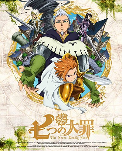 七つの大罪 6【完全生産限定版】 [DVD]