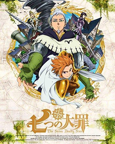 【Amazon.co.jp限定】七つの大罪 6(オリジナルデカ缶バッチver.6付)(完全生産限定版) [DVD]