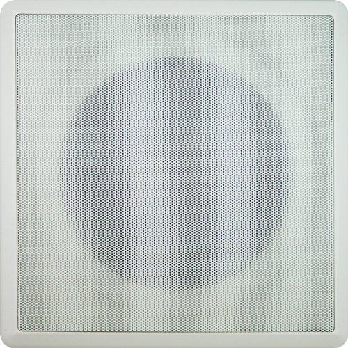 Onq / Legrand Ac0065Whv1 Square Speaker Adapter, White