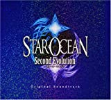 [PSP版]STAR OCEAN Second Evolution オリジナル・サウンドトラック(DVD付)