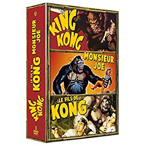 King Kong + Monsieur Joe + Le fils de Kong