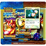 Pokemon Card Game Legend HS Triumphant Special Edition 3 Booster Packs 1 Rand...