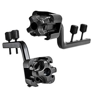 Yunchenghe S-FA Four Speedlite Adapter Hot Shoe Mount Holder for S-Type Speedlite Bracket, for Hot Shoe Speedlite Flash