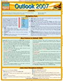 Outlook 2007 (Laminated Reference Guide; Quick Study Computer)