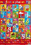 Learn the Alphabet Wall Chart (Wall C...