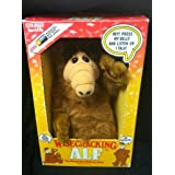 Wisecracking Talking Alf Doll