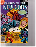 img - for Return of the New Gods No. 19 Aug. 1978 (Darkseid of Apokolips, Vol. 4) book / textbook / text book