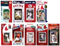 MLB Boston Red Sox Licensed Trading Card Team Set