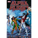 Alpha Flight Classic 3par Bill Mantlo