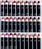 NYX Jumbo Lip Pencil - 30 Shades with a Free NYX 2 in 1 Sharpener