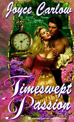 Timeswept Passion, Joyce Carlow