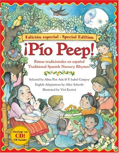 Pio Peep! Book And Cd front-922412