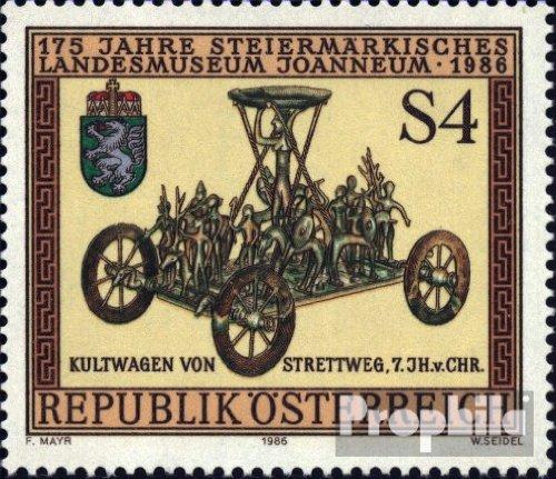 Österreich 1868 (kompl.Ausg.) FDC 1986 Sondermarken (Briefmarken für Sammler)