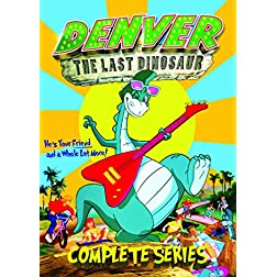 Denver The Last Dinosaur: Complete Series