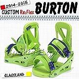 14-15 2015 BURTON CUSTOM Re:Flex Grassland ...