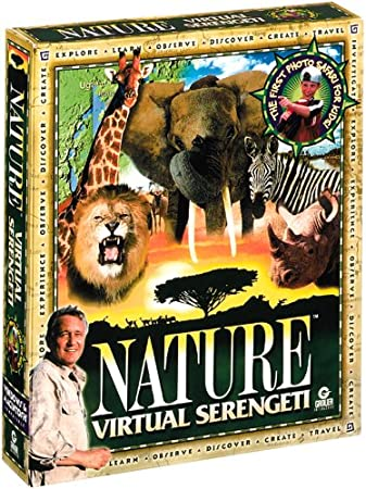 Nature Virtual Serengeti